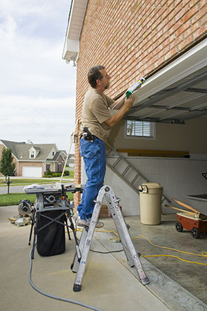 Garage Door Maintenance - Adjustment